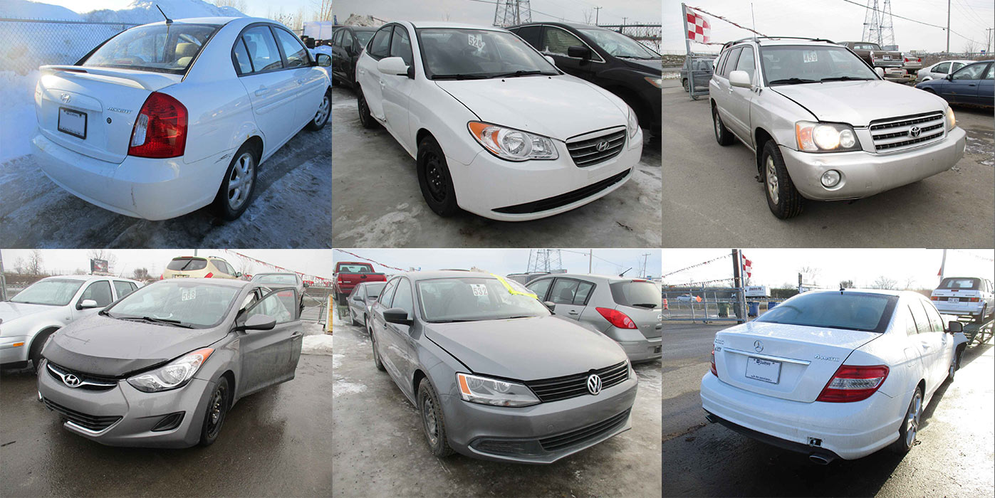 Used Vehicles for Sale | Pièces d\'autos Ste-Monique